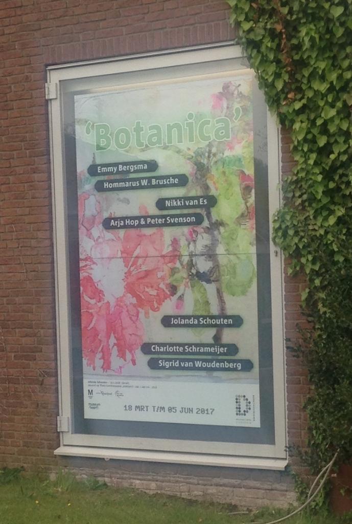 expositie Botanica,