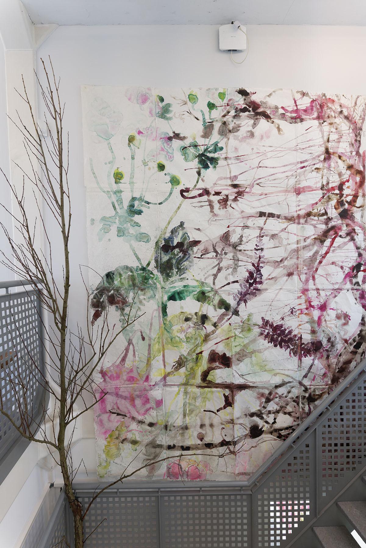 De Vrijstaat / Jolanda Schouten - Flower Bomb